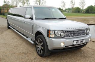 ranger rover limo hire peterborough, kettering, corby