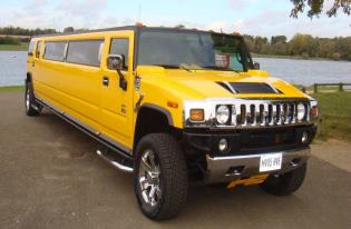 hummer hire corby